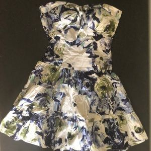 Alyn Paige Floral Day Dress